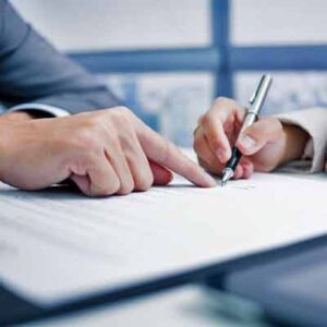 contract for financing of a painter