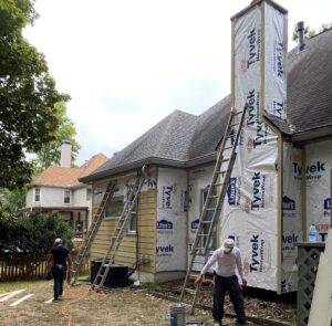 residential construction and painting remodel